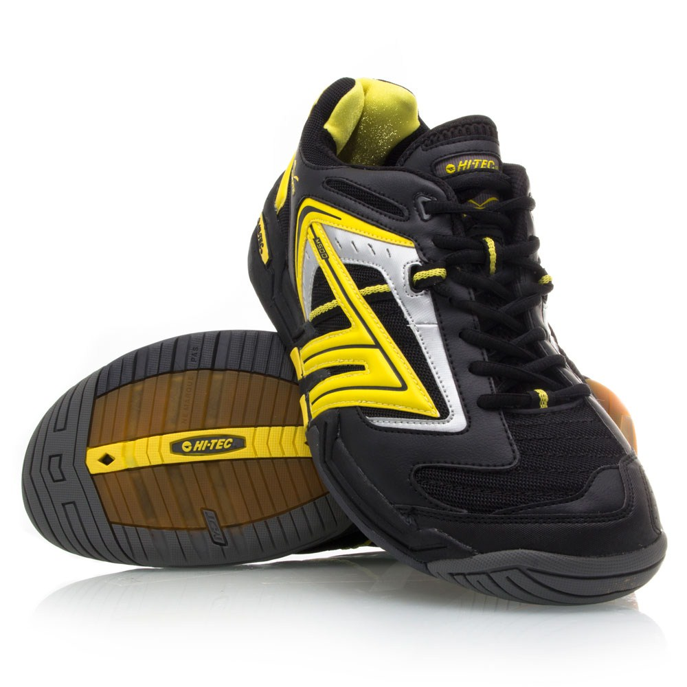 And1 Shoes Black And Yellow Shoes - black/yellow