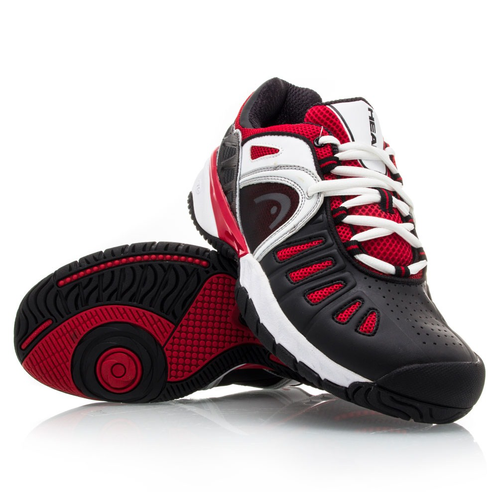 46% Off Head Mojo II - Mens Tennis Shoes - Red/White/Black