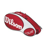 Wilson Team 6 Pack Tennis Racquet Bag